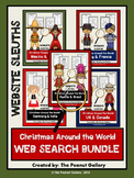 Website Sleuths: Christmas Around the World Bundle