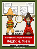 Website Sleuths: Christmas Around the World (Mexico & Spain)
