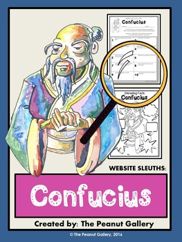 Website Sleuths: Confucius