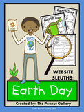 Website Sleuths: Earth Day
