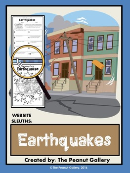 Website Sleuths: Earthquakes