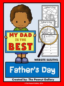 Website Sleuths: Father's Day