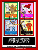 Website Sleuths: February Bundle