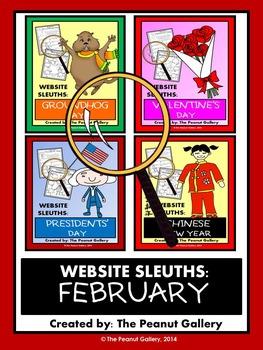 Website Sleuths: February Bundle