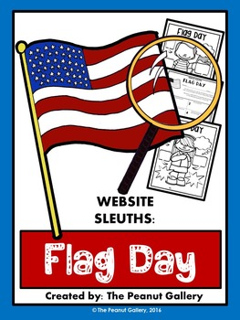 Website Sleuths: Flag Day