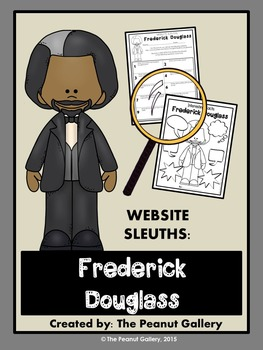 Website Sleuths: Frederick Douglass