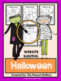 Website Sleuths: Halloween