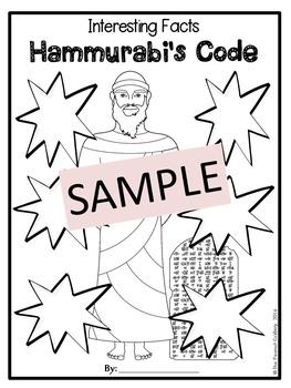 Website Sleuths: Hammurabi's Code