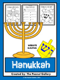 Website Sleuths: Hanukkah