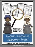 Website Sleuths: Harriet Tubman and Sojourner Truth