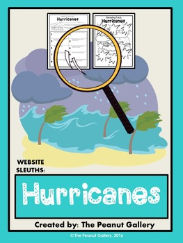 Website Sleuths: Hurricanes
