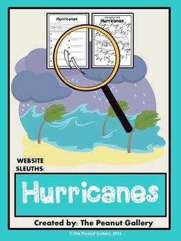 Website Sleuths: Hurricanes