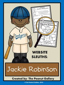 Website Sleuths: Jackie Robinson