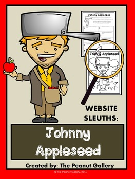 Website Sleuths: Johnny Appleseed