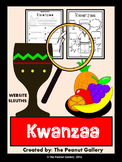 Website Sleuths: Kwanzaa