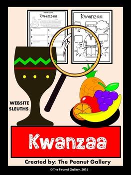 Website Sleuths: Kwanzaa