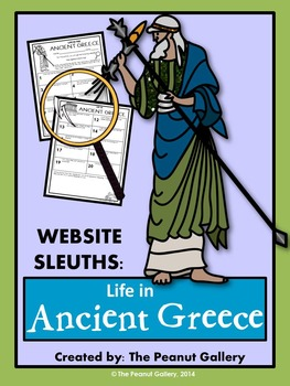 Website Sleuths: Life in Ancient Greece