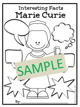 Website Sleuths: Marie Curie