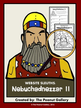 Website Sleuths: Nebuchadnezzar II