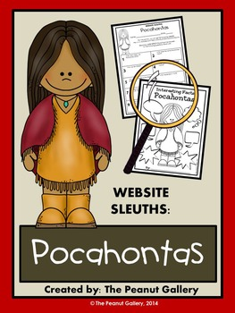 Website Sleuths: Pocahontas