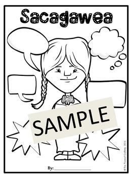 Website Sleuths: Sacagawea