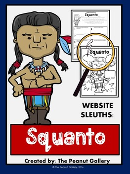 Website Sleuths: Squanto