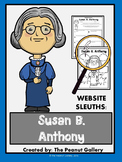 Website Sleuths: Susan B. Anthony