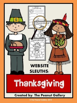 Website Sleuths: Thanksgiving