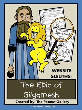 Website Sleuths: The Epic of Gilgamesh