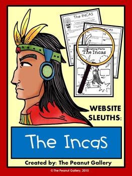 Website Sleuths: The Incas