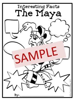 Website Sleuths: The Maya