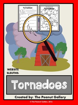 Website Sleuths: Tornadoes