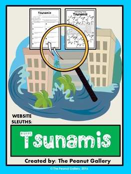 Website Sleuths: Tsunamis
