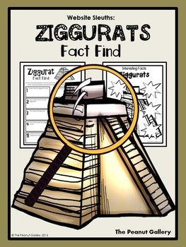 Website Sleuths: Ziggurats Fact Find