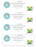 Website Slips for Parents