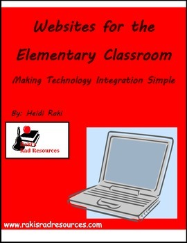 Websites for the Elementary Classroom