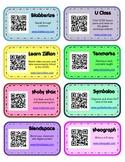 Websites with QR Codes