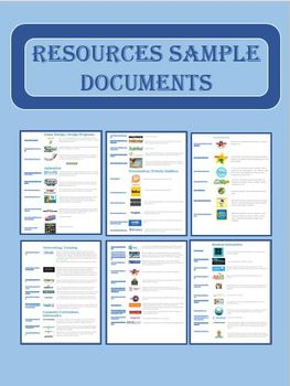 Websites/Resources for ANY teachers