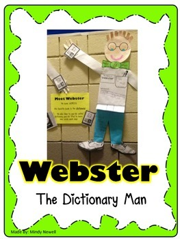 Webster The Dictionary Man