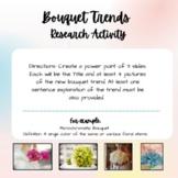 Wedding Bouquet Trends- Floral Design, Agriculture Science