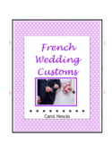 Wedding * Customs in France