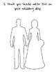 Wedding book for teacher