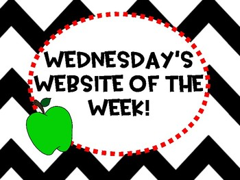 Wednesday's Website of the Week 2 Common Core Sheets