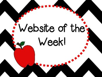 Wednesday's Website of the Week