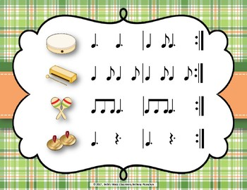 Wee Falorie Man - Irish Folk Song for St. Patrick's Day with Orff Accompaniment