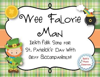 The Faloorie Man