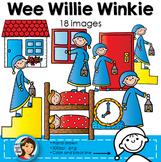 Wee Willie Winkie Clipart