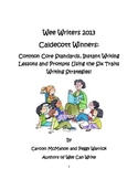 Wee Writers 2013 Caldecott Winners: Writing, Common Core Standards, Prompts