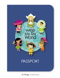 Wee are the World Passport