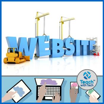 Website Development Lesson & Activity